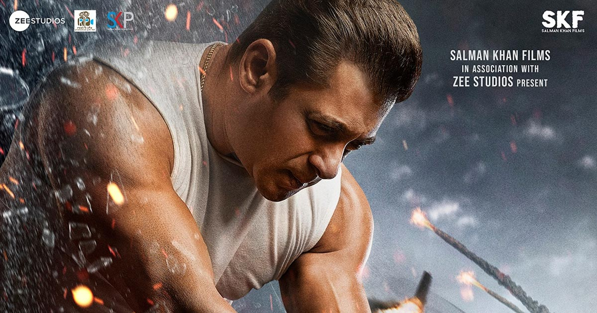 Perfect Eidi - Salman Khan Films and Zee Studios collaborate to present Radhe: Your Most Wanted Bhai, in cinemas on 13th May