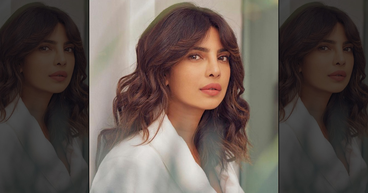 Priyanka Chopra Jonas Talks About Not Calling Out A Director Who Objectified Her To Oprah Winfrey