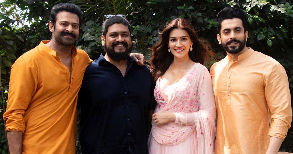 Producer Bhushan Kumar, Director Om Raut finalise the power-packed ensemble for Adipurush