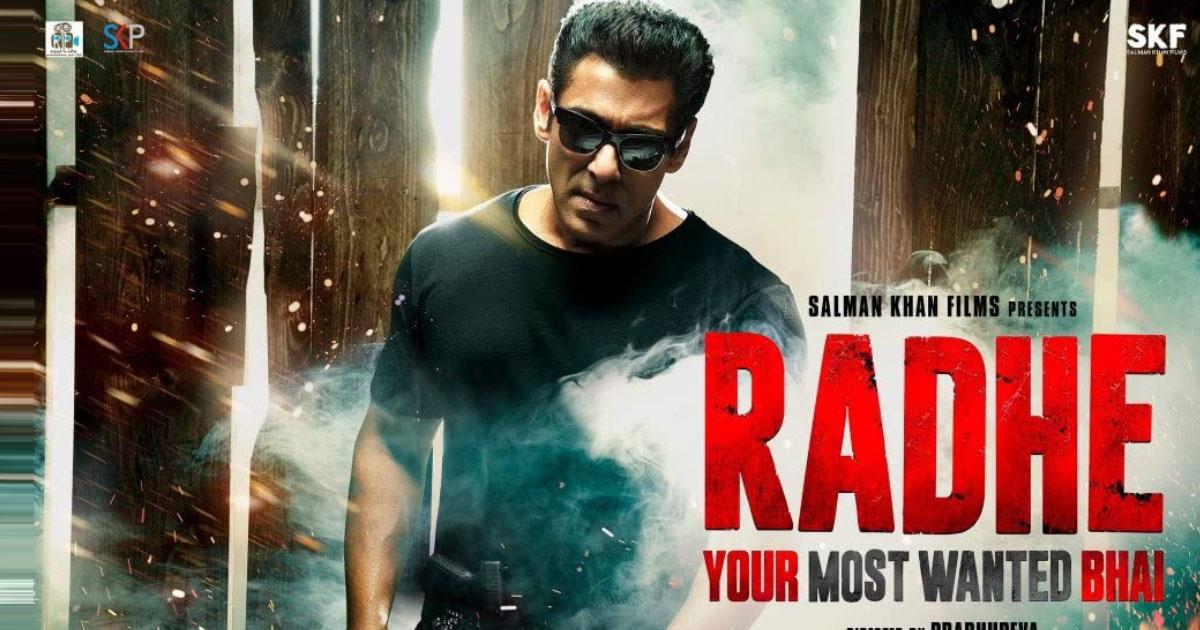 Salman Khan's Radhe Trailer Update