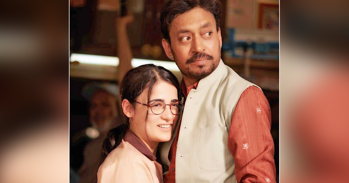 Radhika Madan: Irrfan sir taught me to always be a student