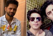 Rahul Vaidya Details His Meeting With Shah Rukh Khan's Son Aryan Khan, Watch