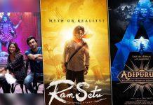 Ramayan and Mahabharat inspire mega film projects