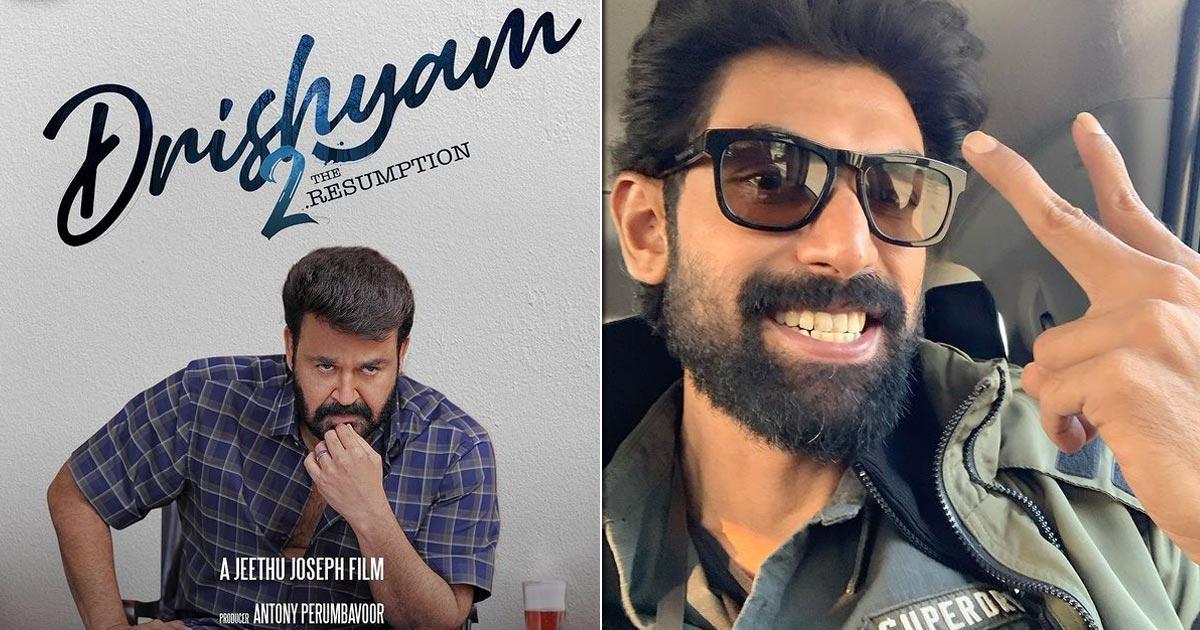 Rana Daggubati In Telugu Remake Of Drishyam 2?