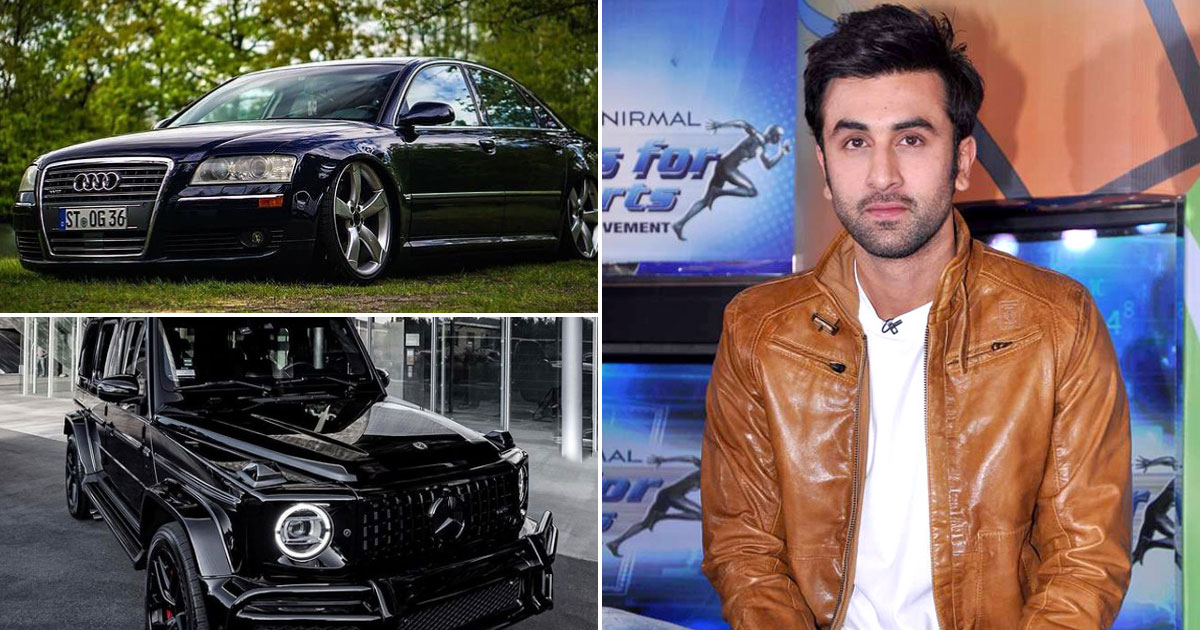 From Audi A8 L To Mercedes-Benz: Take A Look At Ranbir Kapoor's Owns Some Of The Most Expensive & Luxurious Cars
