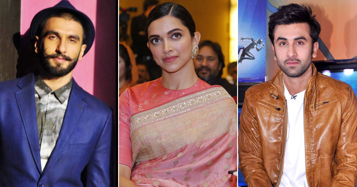 Ranbir Kapoor Made Deepika Padukone Blush When He Answered Who The Actress Looks Hotter With