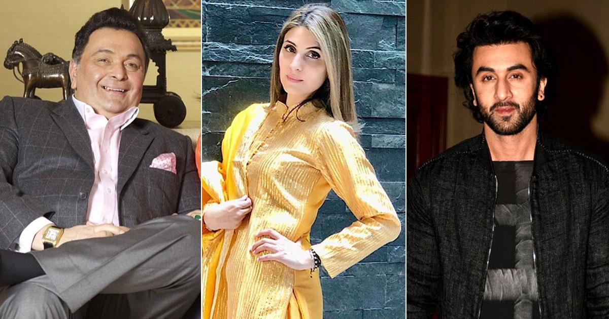 Ranbir Kapoor Performs Late Actor Rishi Kapoor's 11-Month Prayer Meet Rituals With Sister Riddhima Kapoor Sahni