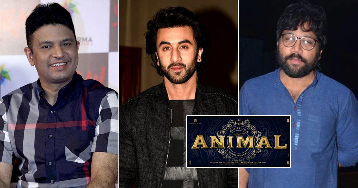 Ranbir Kapoor & Sandeep Reddy Vanga's Animal To Go On Floors In October Reveals Producer Bhushan Kumar