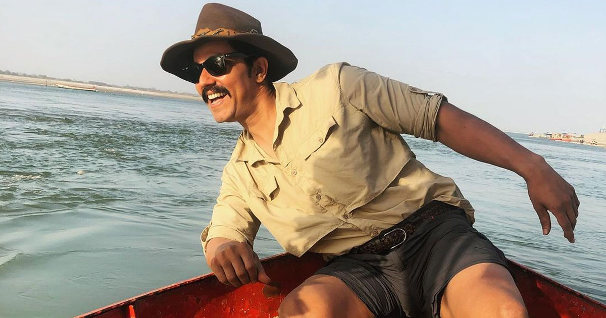Randeep Hooda excited to spot gangetic dolphin during UP shoot