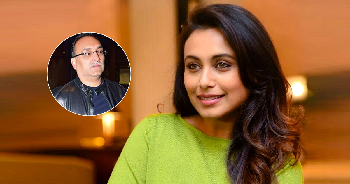 Rani Mukerji Once Revealed Aditya Chopra Telling Her That She's Doing Crap Films, Check Out