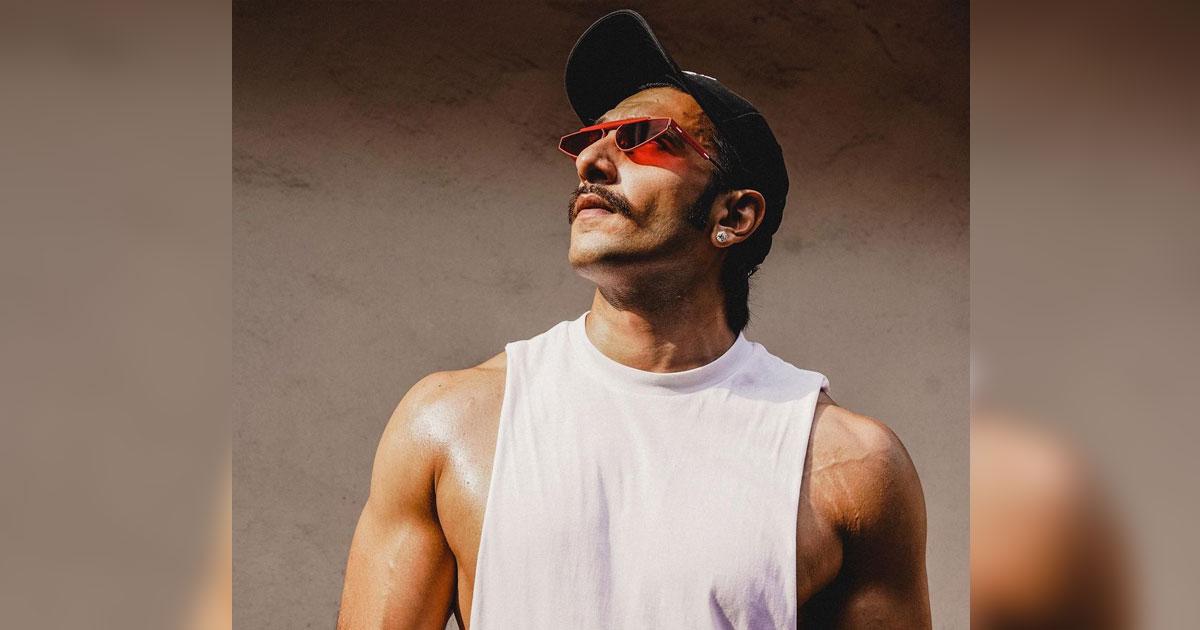 Ranveer Singh is a 'brawn' munda