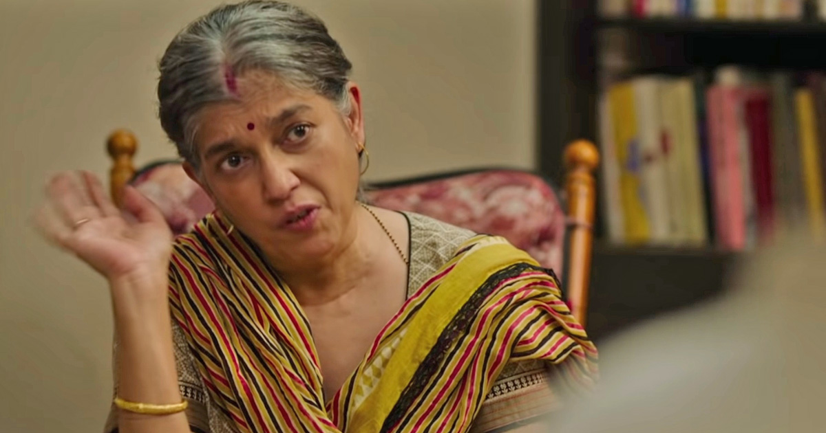 Ratna Pathak Shah Birthday Special: A Nod To The Most Unconventional Mother Of Bollywood