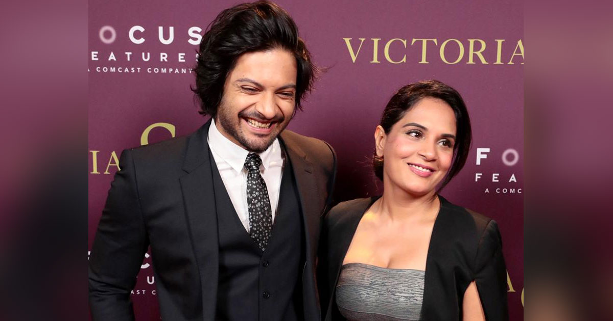 Richa Chadha & Ali Fazal's Debut Production Venture 'Girls Will Be Girls' Is The Only Indian film At Berlinale Script Station