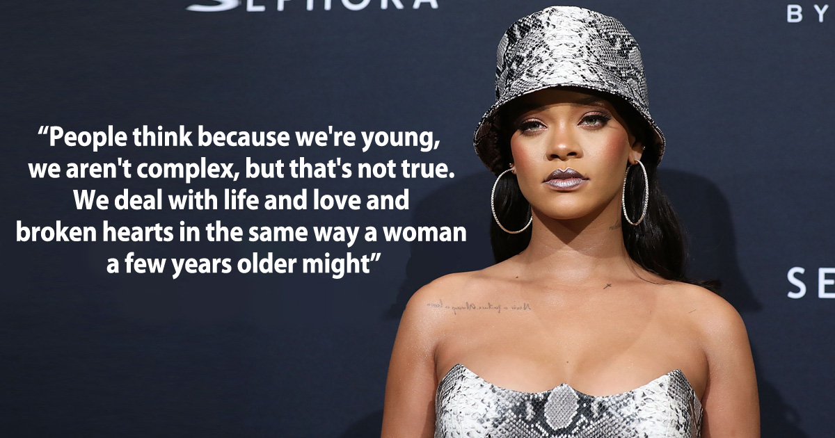 Rihanna Famous Quotes: She Is The Ultimate Boss B*tch/Babe & Her Lines Prove That She's Here To Rule, Read On