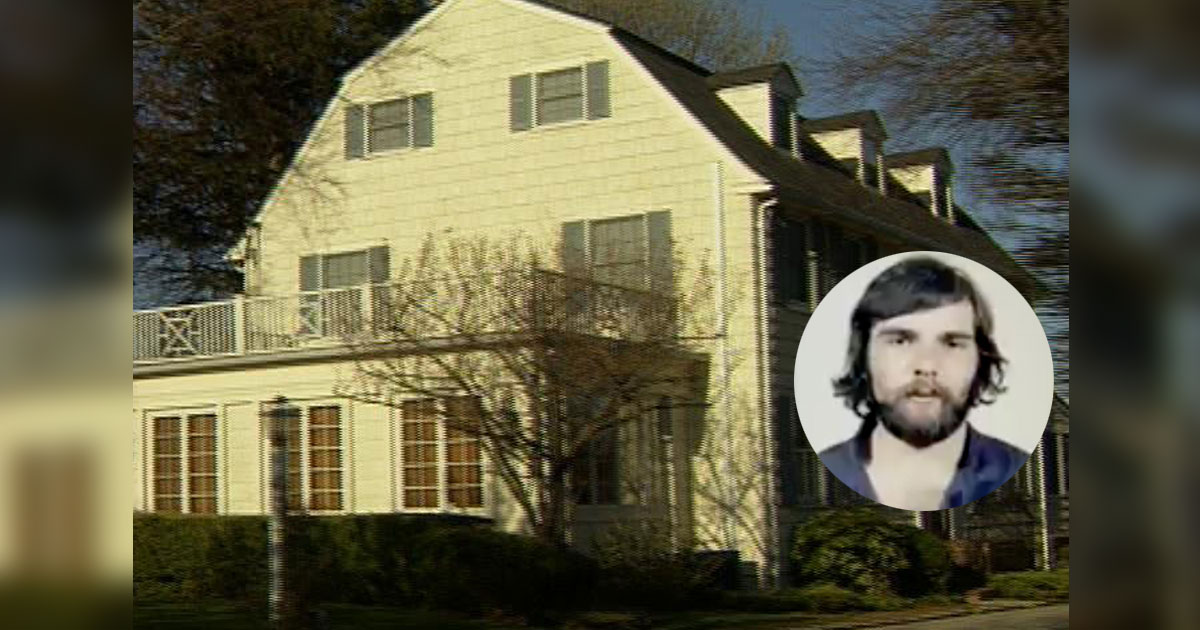 """Ronald """"Butch"""" DeFeo Who's Life Inspired The Amityville Horror Movies Dies In State Custody"""