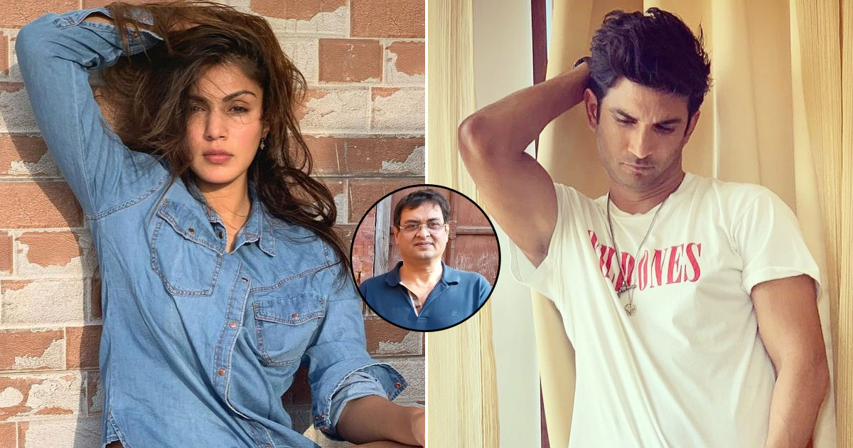 Rumi Jaffery To Revive The Film Planned With Sushant Singh Rajput & Rhea Chakraborty?