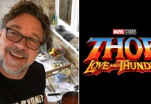 Russell Crowe shoots for 'Thor: Love And Thunder'