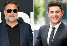 RUSSELL CROWE & ZAC EFRON IN TALKS TO LEAD GREATEST BEER RUN MOVIE