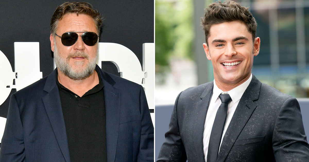 The Greatest Beer Run Ever: Zac Efron & Russell Crowe In Talks To Play The Lead?
