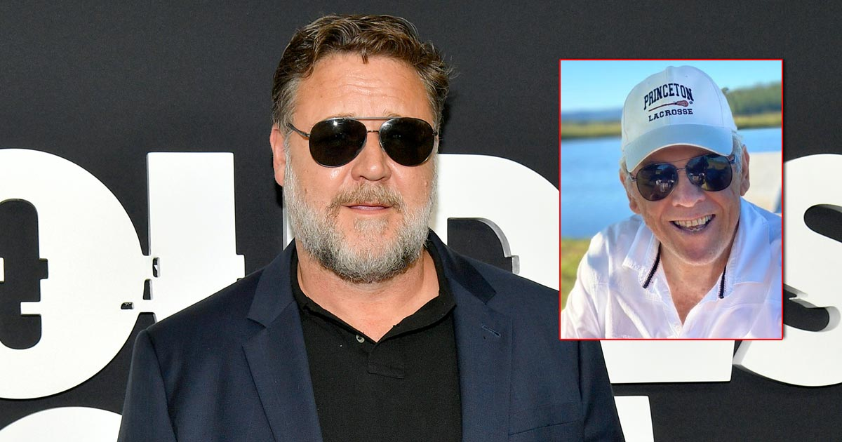 RUSSELL CROWE'S FATHER DIES AGED 85