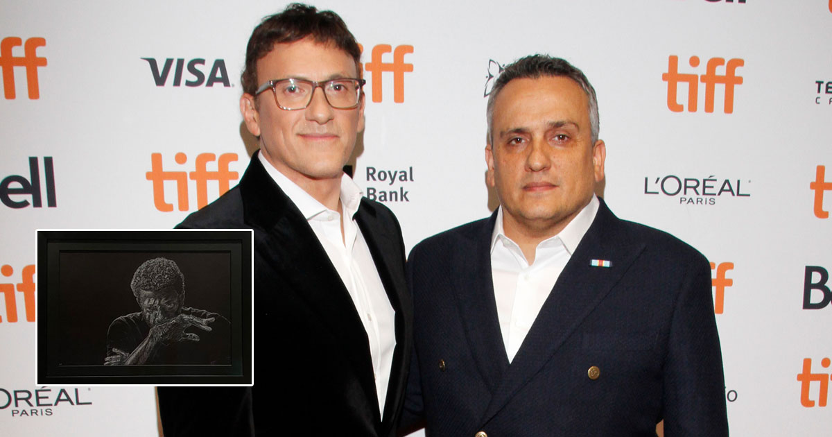 Russo Brothers on Chadwick Boseman's Golden Globe win: 'Your legacy is everlasting'