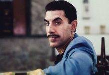 Sacha Baron Cohen: 'Borat' sequel was form of peaceful protest