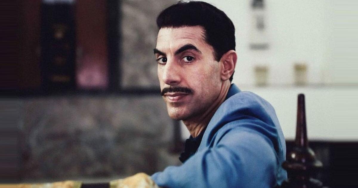 Sacha Baron Cohen Reveals That Borat Sequel Was A 'Peaceful Protest' Against Donald Trump