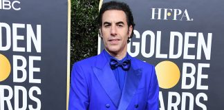 Sacha Baron Cohen on His Fear of Getting Shot While Filming 'Borat Subsequent Moviefilm'