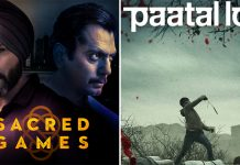 Sacred Games & Paatal Lok Had A Crossover? When An Eagle Eye Fan Noticed The Subtle Mention!