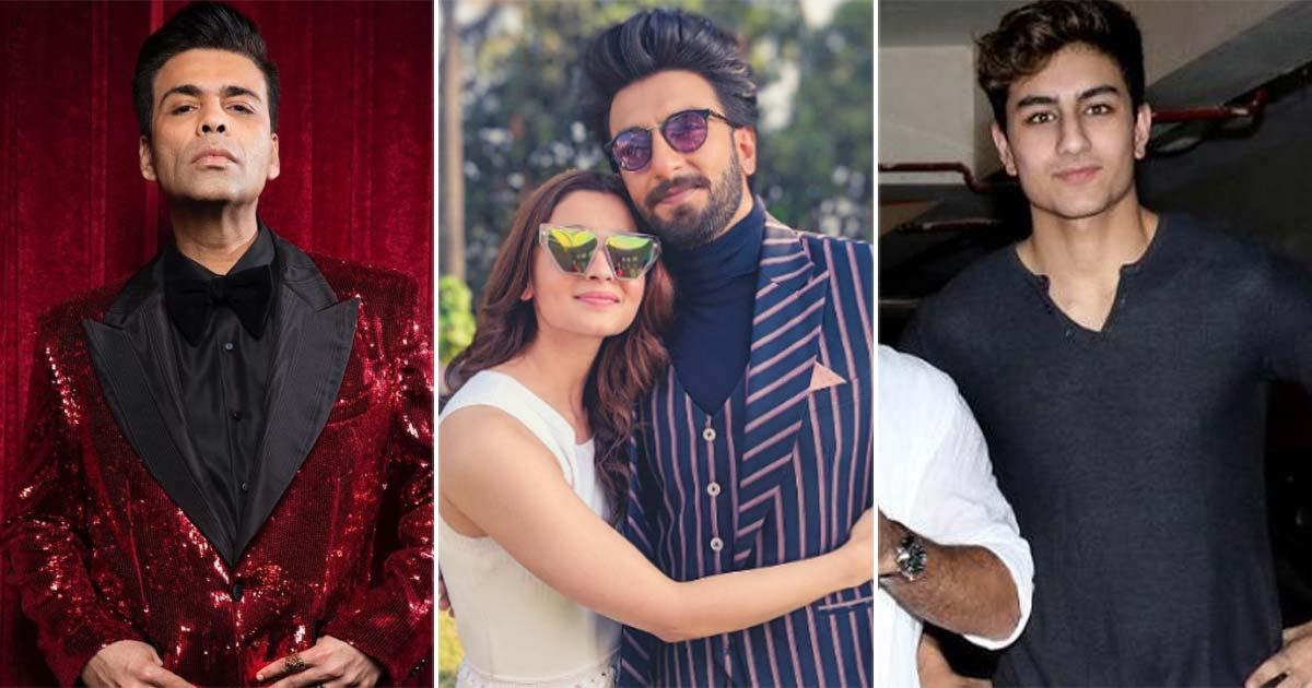 Ibrahim Ali Khan To Feature As Assistant Director In Karan Johar's Next With Ranveer Singh & Alia Bhatt