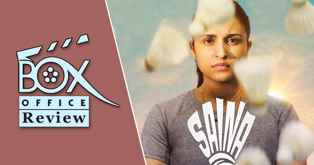 Saina Box Office Review