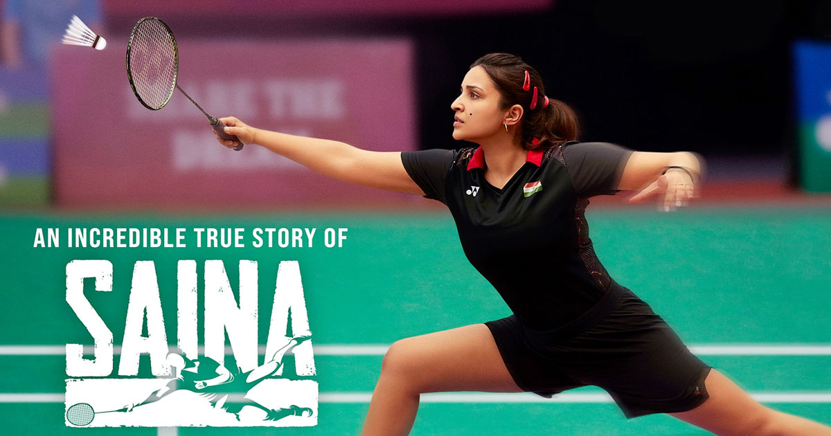 Saina Is Yet Another Major Bollywood Release Post Lockdown