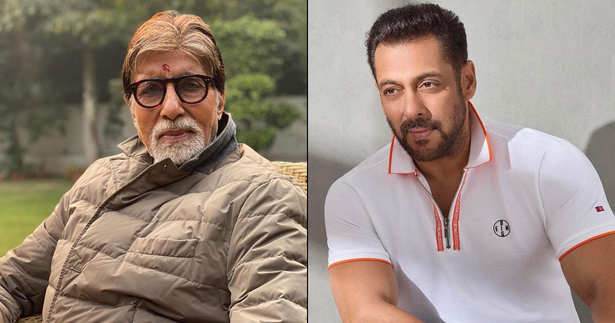 Salman Khan & Amitabh Bachchan Helped A Junior Cameraperson Return To Her Hometown & Start Her Own Business After She Was Left Penniless, Read On