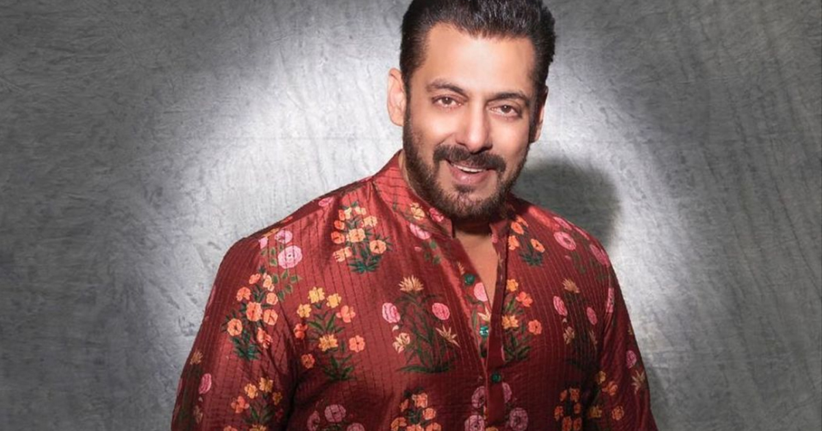 Salman Khan Attends The Wedding Of Hanna S Khan Through Video Call
