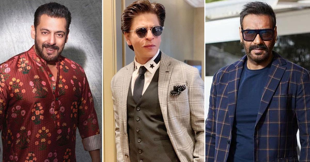 Salman Khan To Shah Rukh Khan & Ajay Devgn With Elaichi?