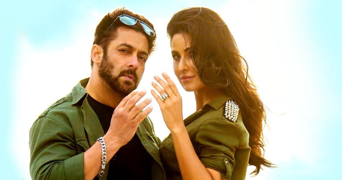 Salman Khan & Katrina Kaif Commence Shooting For Tiger 3