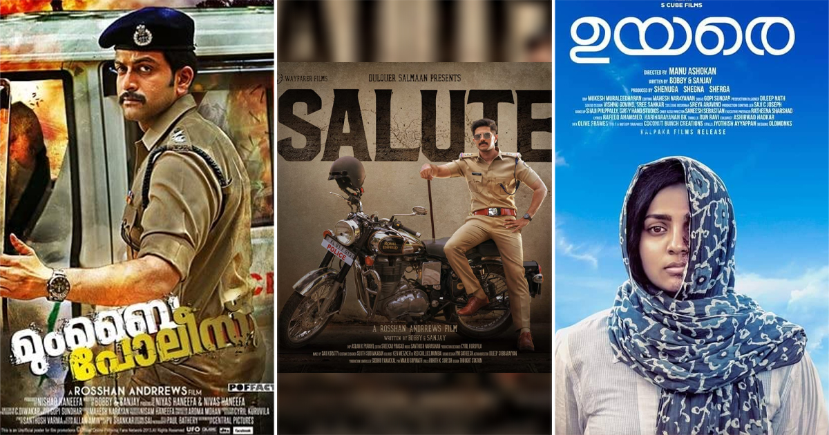 Here's What We Expect From Dulquer Salmaan's Salute Directed By Rosshan Andrrews