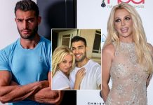 Sam Asghari ready to take things to next level with Britney Spears(Pic Credit: Instagram/samasghari, getty)