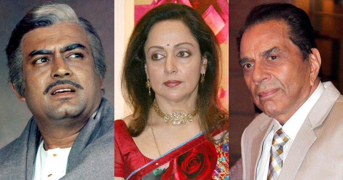 Sanjeev Kumar's Proposal To Hema Malini Made Dharmendra Furious On The Sets Of Sholay
