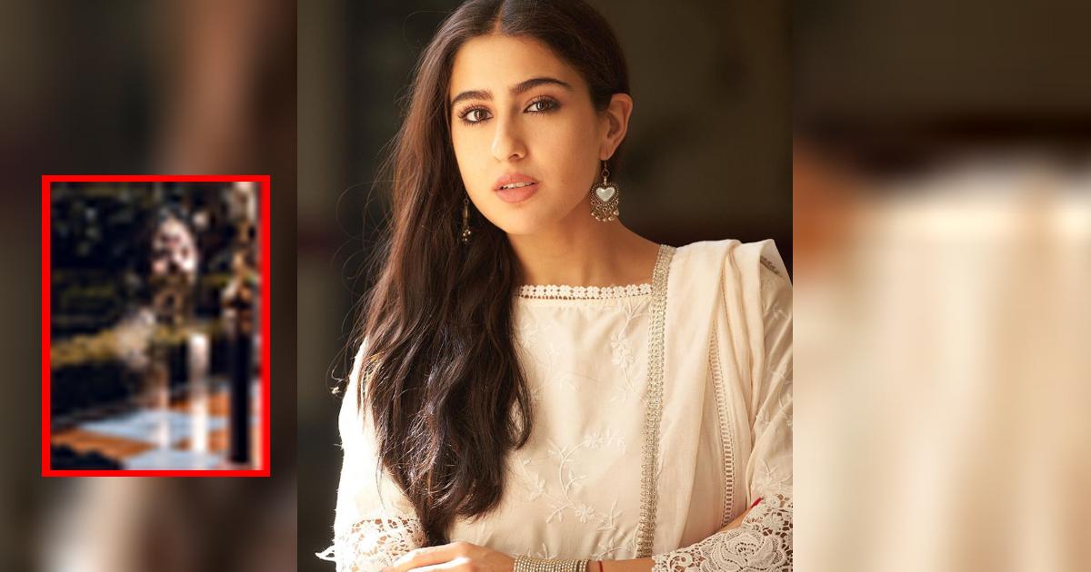 Sara Ali Khan In Manish Malhotra's Nooraniyat - Regal, Bold & A 'Nawaab Begum' In All Her Glory, Check Out