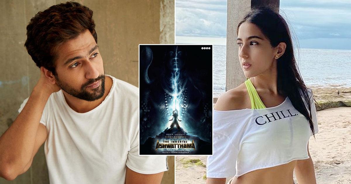 Sara Ali Khan To Team Up With Vicky Kaushal For The Immortal Ashwatthama?