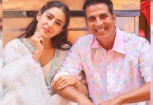 Sara reveals 'stalking' Akshay Kumar during 'Atrangi Re' shoot