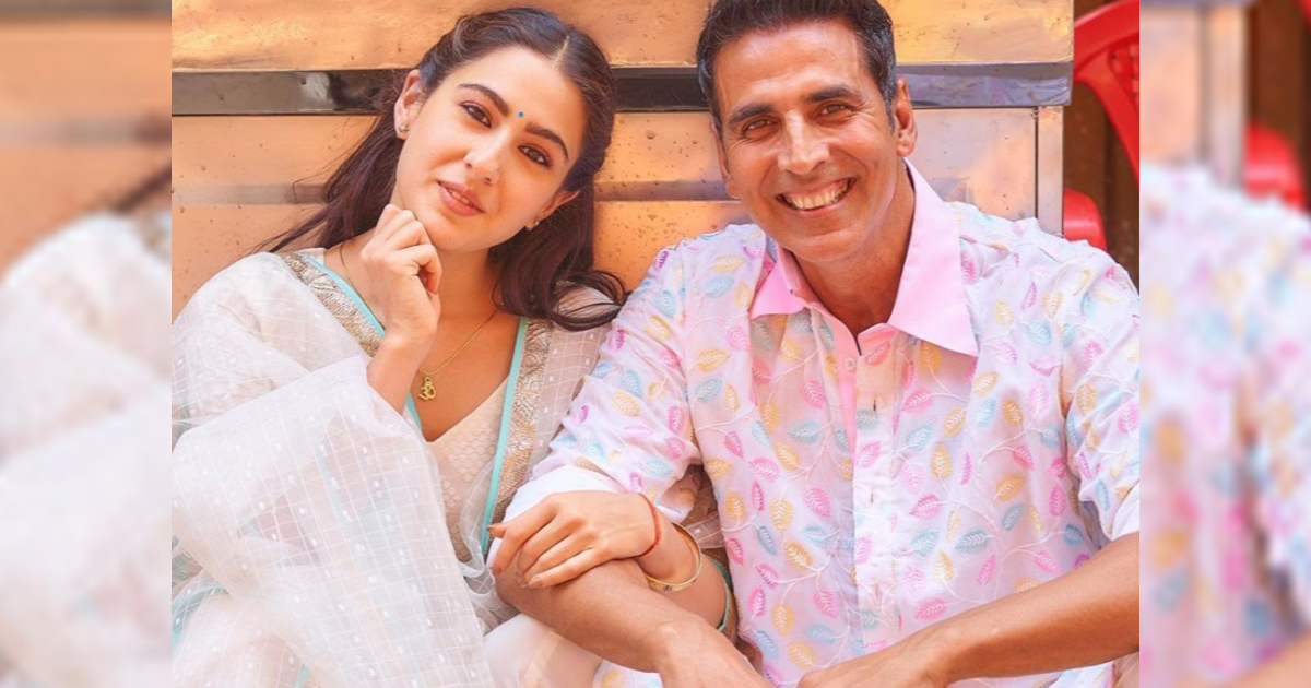 Sara reveals 'stalking' Akshay Kumar during 'Atrangi Re' shoot