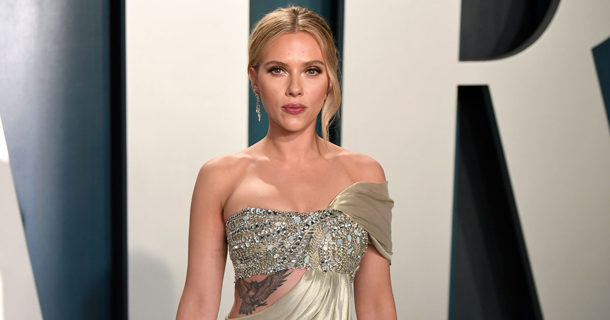 Scarlett Johansson Talks About Attracting Controversies Throughout Her Career