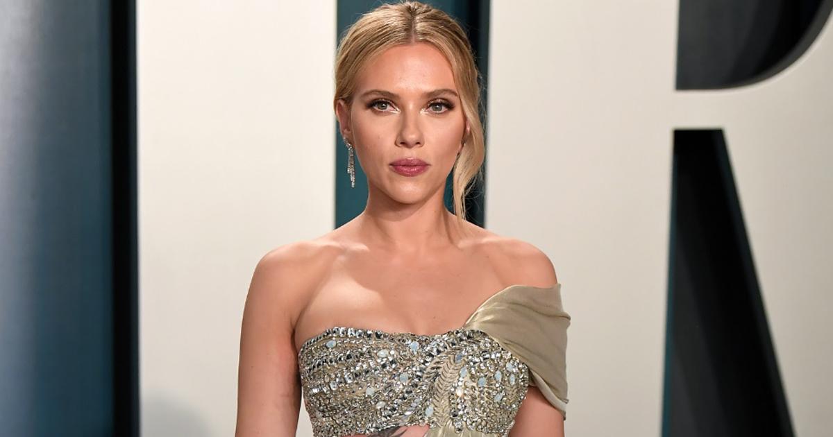 Once Scarlett Johansson Was Asked Whether She Wore Underwear Underneath Black Widow Costume