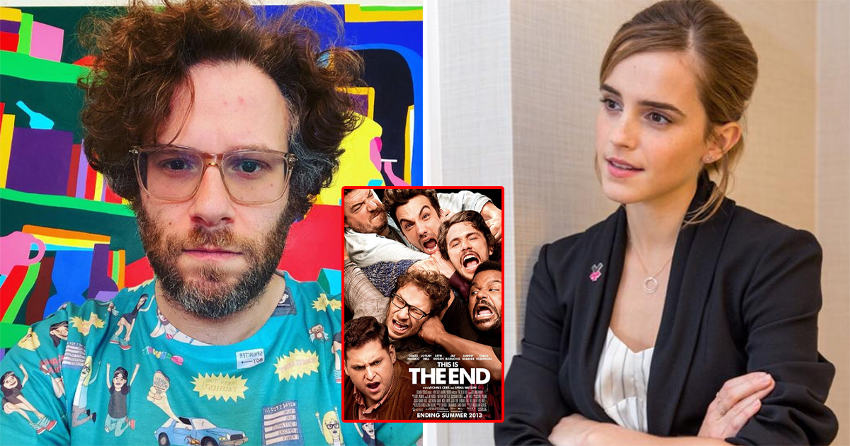 Seth Rogen Confirms Emma Watson Walked Off The Sets Of 'This Is The End'