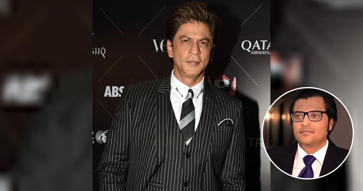 "Shah Rukh Khan Once Roasted Arnab Goswami Interrupting Him For Mentioning 'Profit' 3 Times: ""Gurbat Mein Creativity Nahi Hoti,"" Read On"