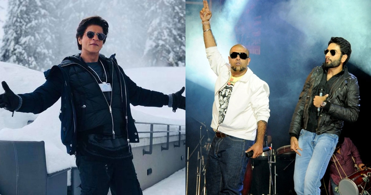 Shah Rukh Khan Shares A Luck Factor With Vishal-Shekhar