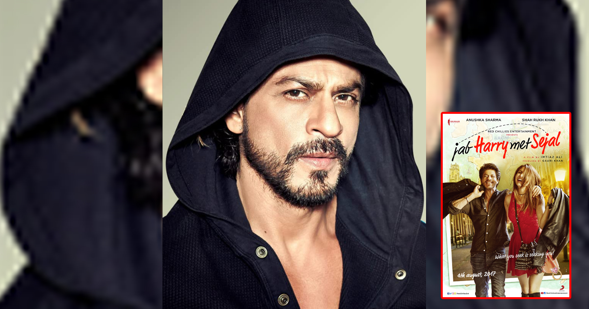 """Shah Rukh Khan Trolls A Fan Asking For Jab Harry Met Sejal's Sequel, Says """"Twitter Pe Sab Box Office Failures Ka..."""" - Check Out"""