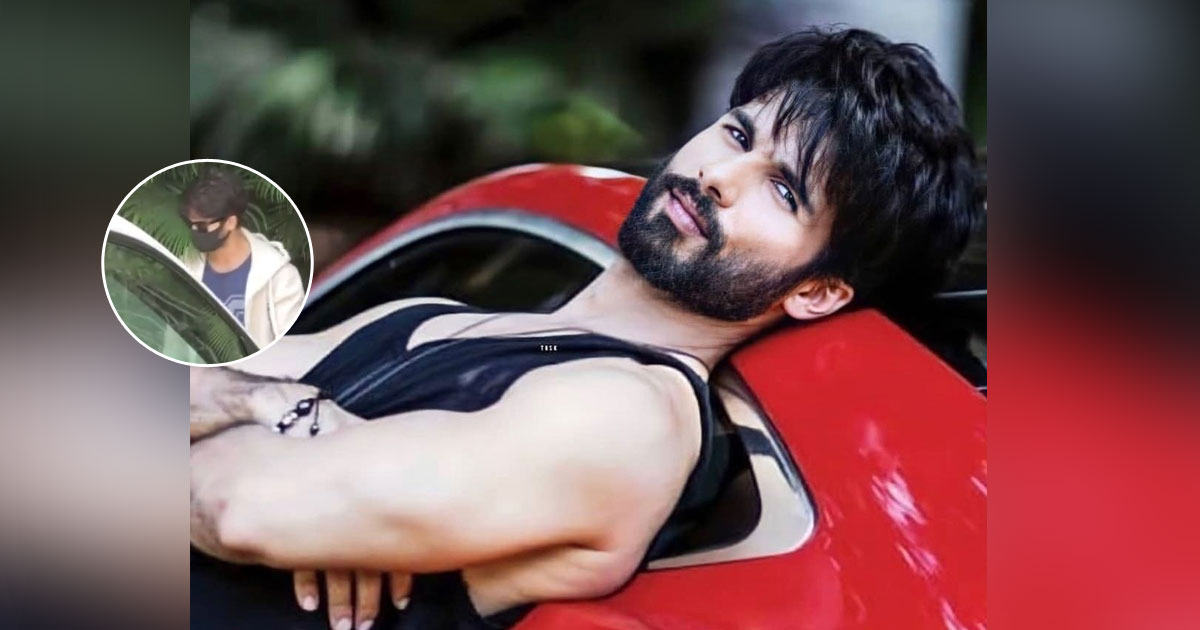 Shahid Kapoor To Buy A New BMW Car